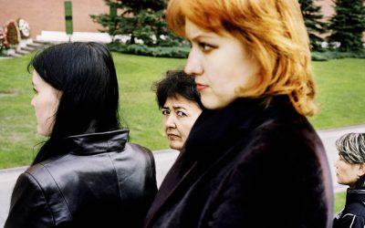 """""""Die Taktung in Moskau ist härter als in anderen Metropolen""""  – Ein Gespräch mit Andreas Herzau über Moskau, Straßenfotografie und seine Fotobücher"""