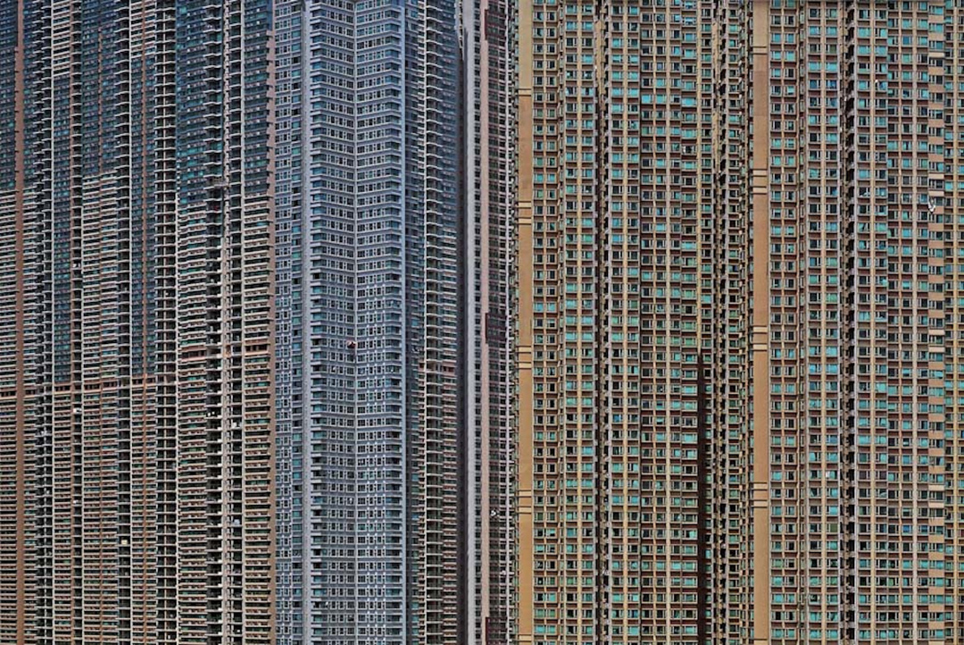 Michael Wolf - aus Architecture Of Density