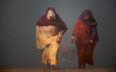 """""""Die mystische Atmosphäre, die ich in Indien kennenlernen durfte, hat mich nachhaltig beeinflusst."""" – Ein Gespräch mit André Wagner."""