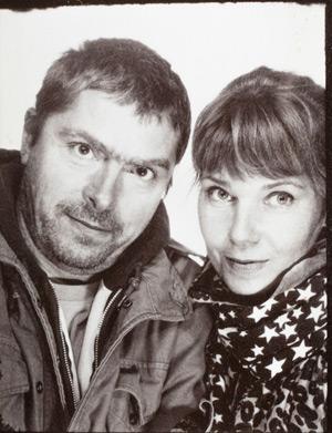 Anke Fesel und Chris Keller, bobsairport