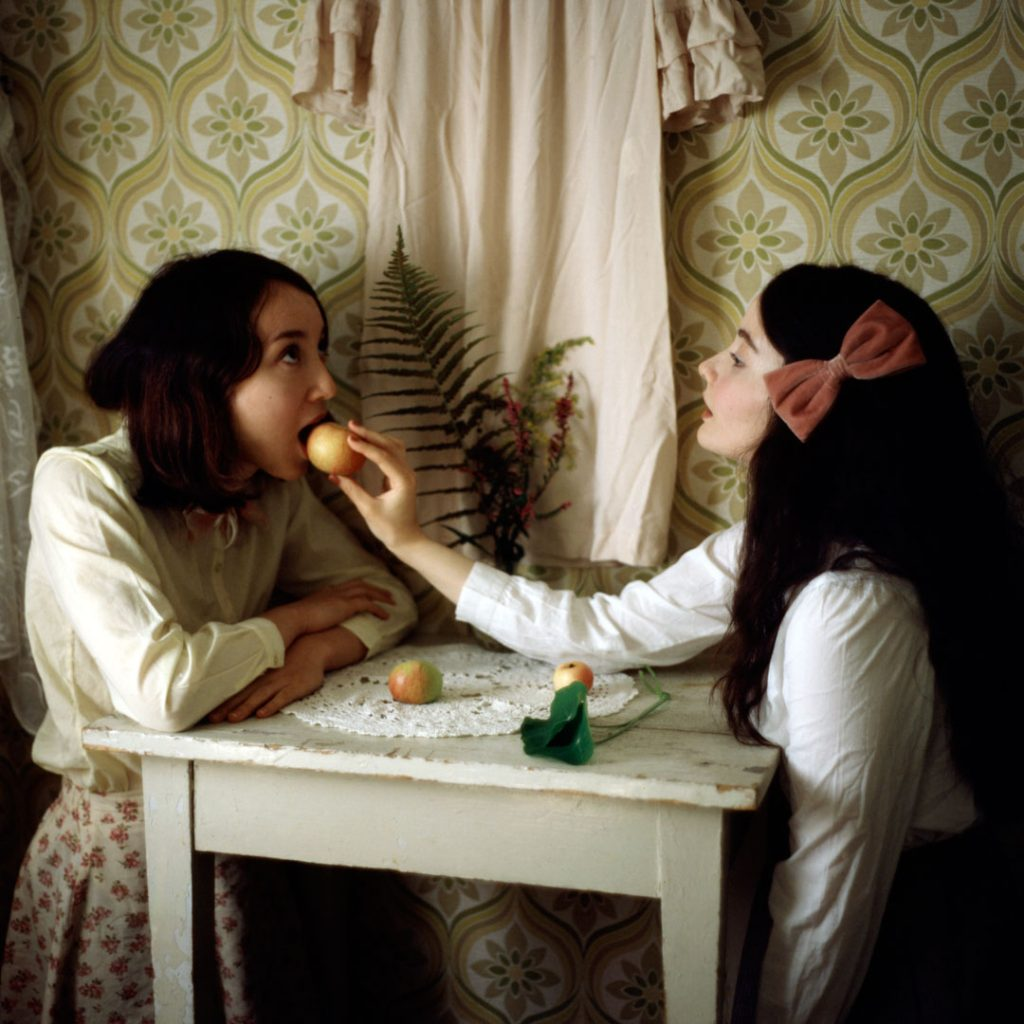 Schwestern, Foto: Marit Beer
