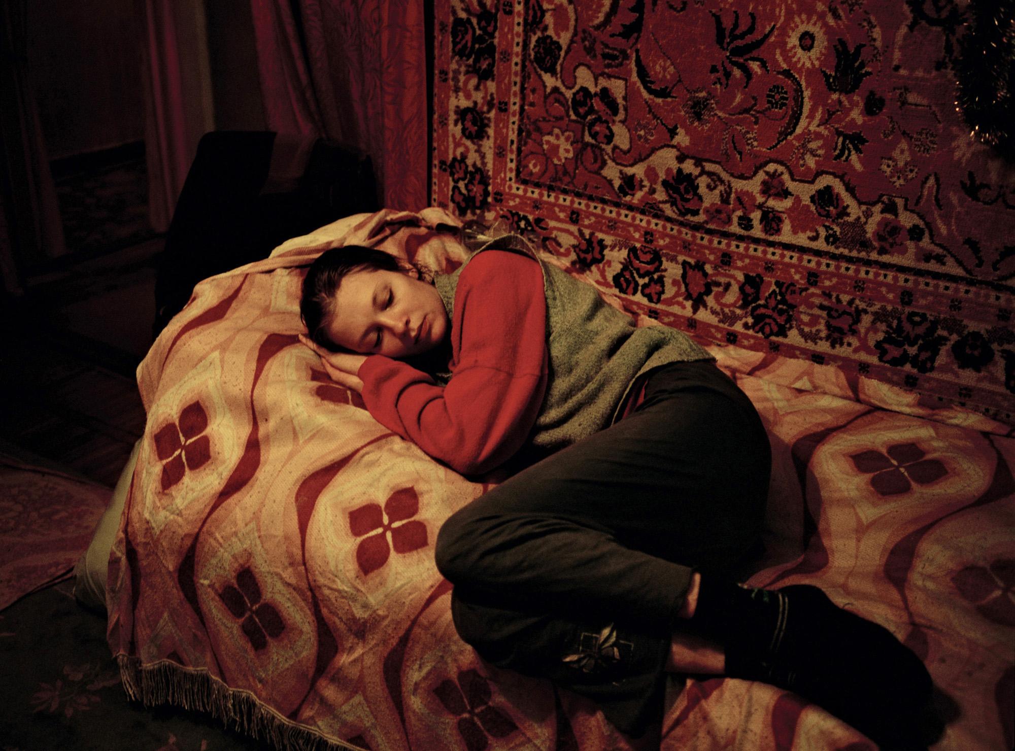 Natascha, aus der Serie AIDS in Odessa