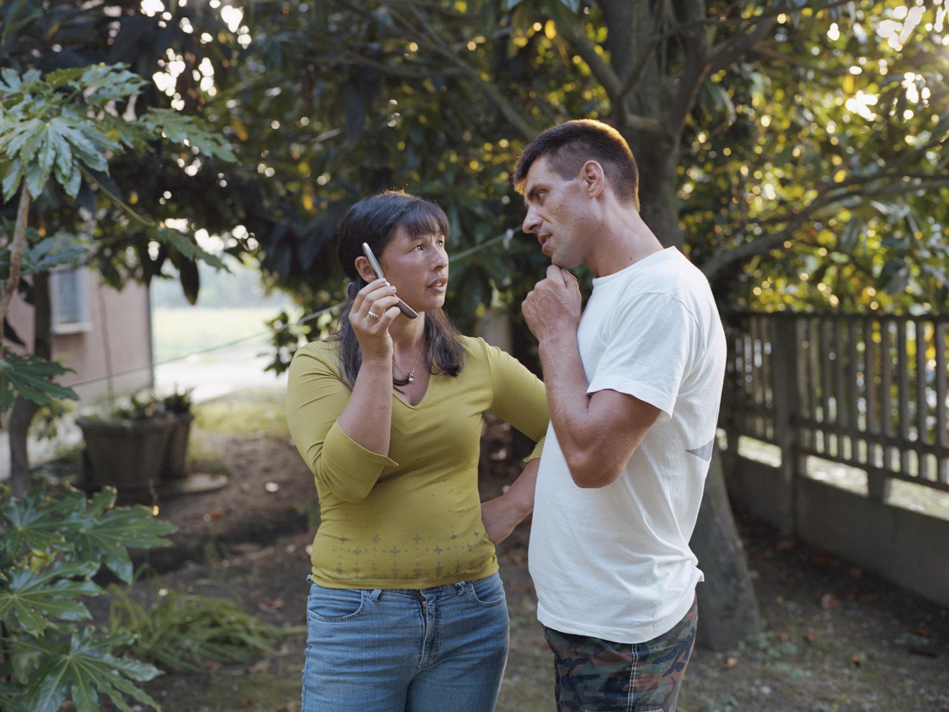 Aliona und Wanja, aus der Serie Land ohne Eltern
