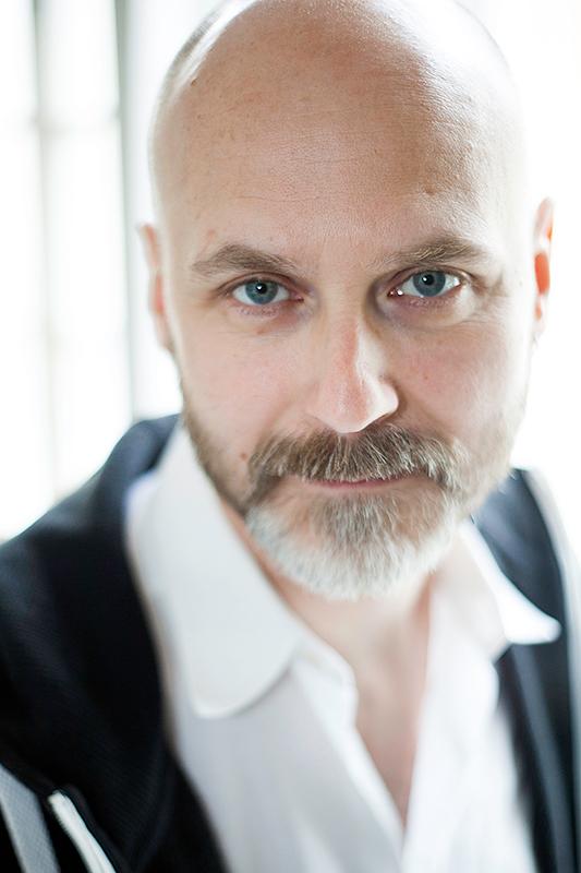 Christoph Schieder, fotografiert von Michele Caliari