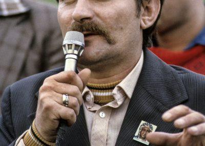 Lech Walesa 1980
