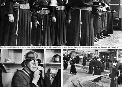 PARIS MATCH, 1974, straz poz. zakon
