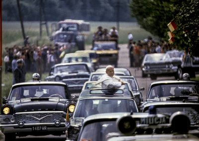 JP2 in Poland 1979