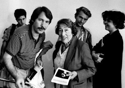 06 Dietmar Bührer, Gisele Freund 1988, Werkbund Archiv