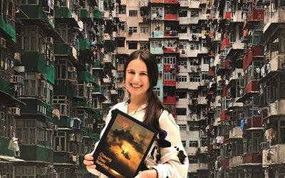 """""""Von so einer Verleger-Legende für unser erstes Buch gelobt zu werden war großartig."""" – Ana Druga im Gespräch mit Jens Pepper."""
